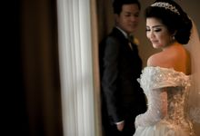 the wedding Mega & Yusuf by Bondan Photoworks