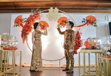 The Sangjit Of Rendy & Patricia by Calysta Sangjit Decoration