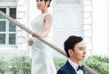 Pre-Wedding of Jeffry & Erliana by vilioo