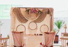 Intimate session wedding Lena & Sem by Weddingscape