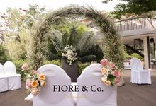 OKTA & INDAH - BANDARA HOTEL JAKARTA by FIORE & Co. Decoration