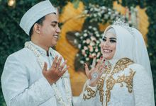The Wedding of Rinda & Bendung by LAPANIDE PROJECT
