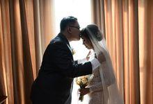 The Wedding Day of Mario & Debora ❤️ by Favor Brides