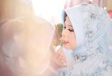 Latifa & Ramadani Wedding Session by martialova photoworks