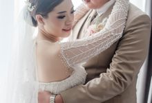 Simple & Glamour WEdding by Bondan Photoworks
