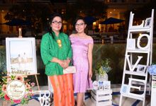 W & M Wedding by Bali Photobooth Service