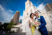 Sarah  & Jegan by Subra Govinda Photography