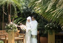 Intimate wedding session Della dan Danik (09-09-2020) by Weddingscape