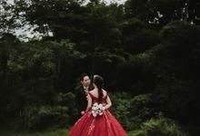 The Prewedding of Deddy & Santi | Tangerang by We Make Memoir