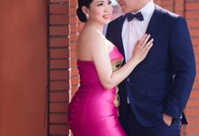 Mimi & Kris Prewedding by Michelle Bridal