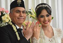 Pernikahan Ari dan Julia by StripeLines D' Organizer