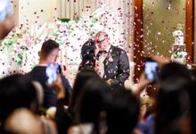 The Wedding of Yansen & Riana by MERCANTILE PENTHOUSE WEDDING