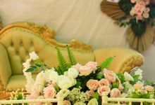 Intimate wedding session Nabil dan Surya  (02-10-2020) by Weddingscape