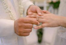 Sarah & Gofur by Andri & Friends Wedding Planner