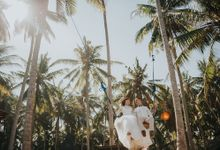 Bali magic elopement by WedBali