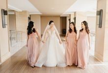 GIDEON + AKTALISA WEDDING DAY by Summer Story Photography