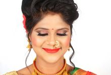 Makeup & Hairstyle by Sama's Makeup Artistry