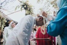 "Keanggunan Cinta ""Yoan & Amri"" by Nadhif Zhafran Photography"