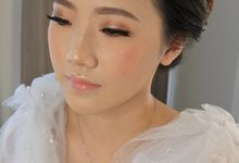 Bride Look by Alexandra Makeup Artist