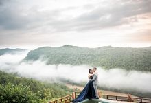the Pre Wedding story of Febby & Vidi by Bondan Photoworks