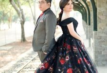 Cris & Sisca Pre-wedding by Jaasiel Wedding Planner