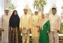 Pernikahan Fita dan Andika by StripeLines D' Organizer