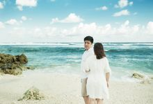 M&H Prewedding by putragraphy
