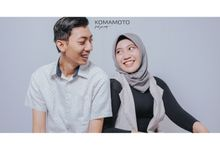 Prewedding Citra & Firman by komamoto