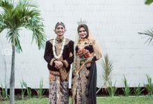 Wedding of Widya & Yodha by Dizaqu Photography & Videography