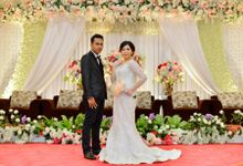 The Wedding Day Of Dhony & Marlena by Favor Brides