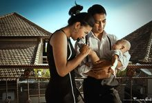 Hesty and Her Little Family by Purnawan Hadi