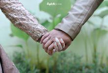The Wedding Of Endah & Taufik by Nikahku Project
