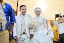 The Wedding of Mala & Bonar by RF Production