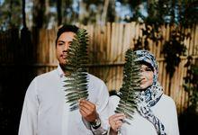 prewedding by akar photography