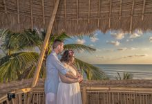 Renewal VOW of Simone and Melita by Goez Bali Photography