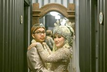 The Wedding Of Hanny & Himawan by Save The Date