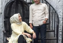 mini sesi pre wedding Dea dan Aldi (18 Oktober 2020) by Weddingscape