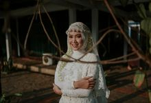 Wedding Faradiba by akar photography
