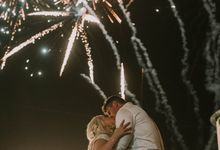 Cassie & Troy by baliVIP Wedding