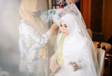 Amalia Astrid & Rohmat Basuki Wedding Session by martialova photoworks