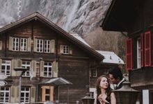 Swiss Alps Pre Wedding Photo Shoot by George Chalkiadakis Pro Art Photography