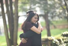 Pre Wedding Shoot at Fort Canning by Mioo Photography