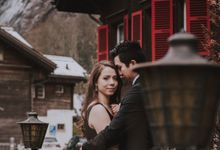 Swiss Alps Pre Wedding Photo Shoot by George Chalkiadakis Pro Art Photography