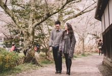Prewedding Japan by Rosemerry Pictures