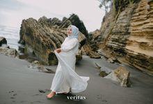 Prewedding Tia \\ Alga by Veritas Story