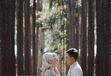 From Prewedding Dinda&Andri by VTERPHOTOGRAPHY