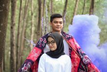 prewedding Uci & Helmi by SEKY PHOTOGRAPHY