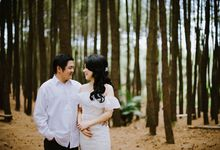 Prewedding of Budi & Irene by Alluvio