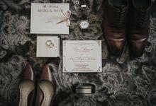 Wedding Bayu & Astri by Djanji Soetji