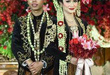 Agung & Nendita by UK International Jakarta